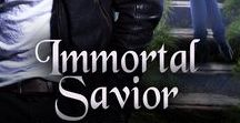 Immortal Prophecy Series / Immortal paranormal romance series