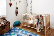 Baby room / by Kate Goldsby