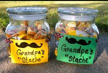 Father's Day / Great gift ideas, decorations and crafts for celebrating the Dad in your life. / by Shannah @ Just Us Four