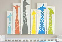 Kids Room Idea / by Jaime Lee