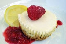 Cheesecake Love / Decadent & delicious cheesecake recipes! / by Shannah @ Just Us Four