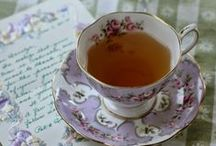 Tea Time! / My obsession with tea...and antique tea sets