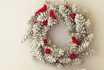 Christmas and Winter / Christmas decorations, recipes and ideas for the holidays and winter season.  / by Sarah Shaddy Schmitz
