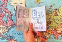 Inspiration voyage / Vas-y! Explore et voyage! // Go and travel de World! Explore! Live!