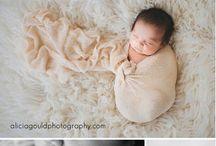 Baby photoshoot ideas / by Jaime Lee