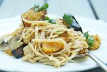 Let's Eat - Pasta Dishes / Recipes for incredible pasta dishes to serve for dinner or lunch! / by Shannah @ Just Us Four