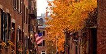 Boston pour un weekend / Visiter Boston: ville culturelle, historique et gastronomique. Freedom trail, marchés et circuits à pieds. // Visit Boston: city of culture, history and food. Freedom trail, markets and walking trails.