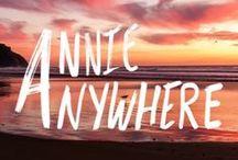 Mon Blog | Annie Anywhere / Posts published on Annie Anywhere // Tous les articles publiés sur Annie Anywhere