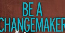 Books for Young Changemakers (MG/YA) / Books for tweens and teens who want to make a difference in the world.