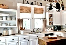 Home: Kitchen / by Kelly Geckler