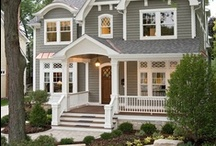 Home Sweet Home / Our new home can use some of these ideas!! / by Kendra Heinrich