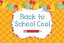 Back to School Cool / DIYs, activities, crafts, and more for Back to School fun!