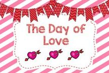 The Day of Love! / DIYs, crafts, activities, and more for Valentine's Day!