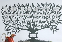 family tree / by Ode To June
