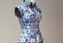 blue willow designs / by Ode To June