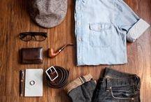 Menswear  / by Morgan Richards