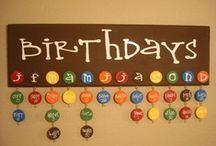 birthday ideas /   / by Ranae Koyamatsu