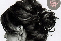 Being creative with hair / by Luz Kaouk