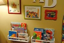 Kids' rooms / Great ideas for babies to older kids for my friends and family / by Ranae Koyamatsu