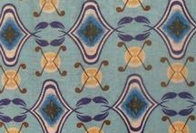 Textiles/Print/Pattern / by Frazier + Wing