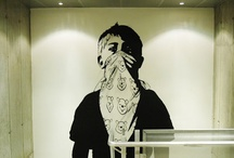 Wall. Decoration