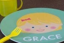 Sweet'n Treats - Kid Friendly Plates / by Sweet'n Treats