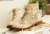 shoes / by Abby Kendziora