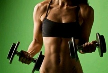 Fitness & Health / motivation, exercise plans, how to exercises, workout routines, health tips / by Wren Tidwell