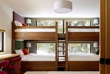 bunk beds- not just for kids