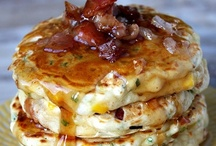 RECIPES-Rise N Shine, Breakfast Time / All the glorious things about waking up! / by Carrie Rasmussen