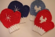 Holiday/Special Occasions Crochet / Mainly Holidays, but a few other events sprinkled in also. / by Doris Moudy
