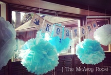 Baby shower  / by Luz Kaouk