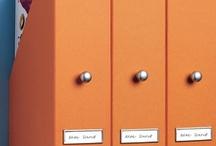 Keeping organized / by Luz Kaouk