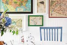 Pretty Printable Wall Art / Fun and pretty printable wall art for every room!