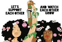 Women Rock / Feminism, Sisterhood, Empowerment