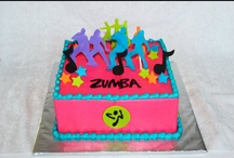 Zumba Cakes / by Wren Tidwell