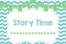 Story Time! / DIYs, crafts, and activities for the best Children's books & stories!