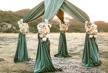 Beach Wedding / by Graysen Harrell