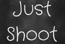 Just Shoot Me! / Picture ideas / by Holly Lockwood