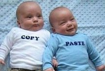 Funny! / just funny pictures, sayings, signs, phrases, etc. humorous, laugh / by Wren Tidwell
