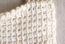 Knitting / K N I T T I N G   S E W I N G  &   C R O C H E T I N G