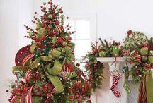 Christmas Trees / Christmas tree ideas / by Wren Tidwell