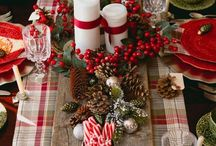 Christmas Table Toppers / by Wren Tidwell