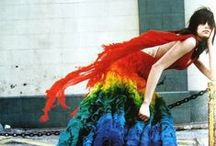 Rainbows / Pretty rainbows and bright colors!