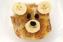Kid Snacks / Fun snacks for kids, healthy kid snacks and most importantly - cute kid snacks! ;)