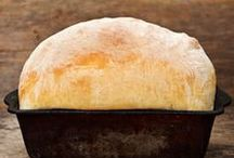 Best Bread Recipes / The very best bread recipes. I want to make them allllll.