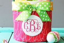 Easter Basket Ideas / Easter basket ideas for kids (and grown-ups, too!). / by Carrie Lindsey