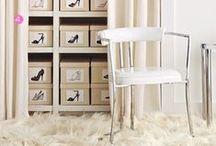 Home: Closets / Closet organization and amazing closets.