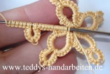Needlework - Needle Tatting