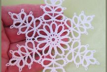 Needlework - Tatting